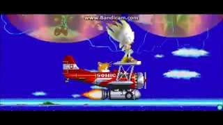 The violent battles of sonic's quest for power 3 (Take 2)
