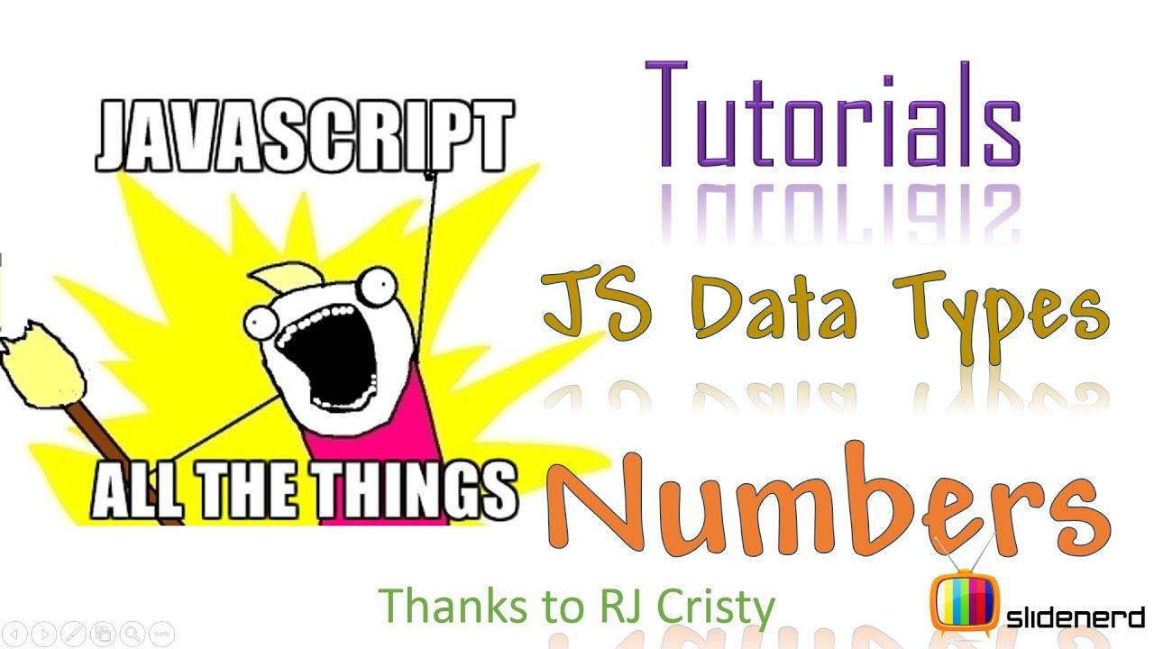 17 JavaScript Numbers Float, NaN, isFinite(), isNaN ...