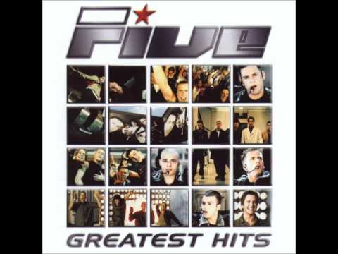 5ive (Five)  - Don't Wanna Let You Go