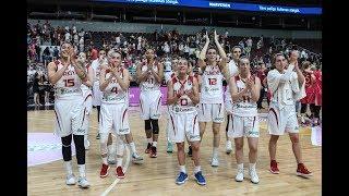 Türkiye - Fransa A Milli Kadın Hazırlık Maçı