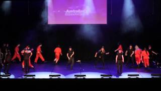 2013 Australian Dance Festival - Village Performing Arts Crew