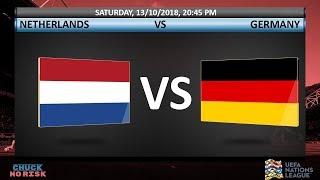 Netherlands vs Germany UEFA Nations League Prediction & Lineup