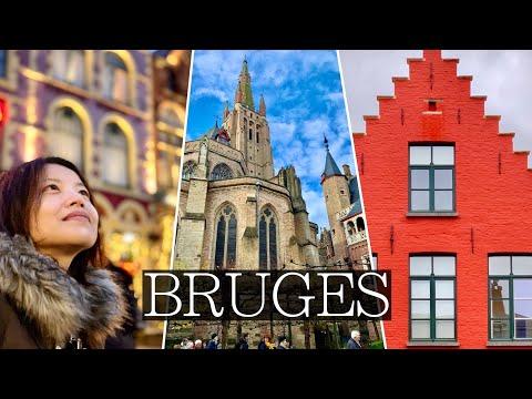 2 Days in Bruges Guide | Best Chocolate, Beer Tastings, Walks | Itinerary