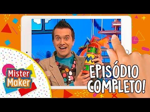 Mister Maker Em Português | Episódio 11, Temporada 2