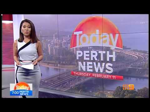 Channel Nine - Today Perth News (11/2/2016) - YouTube