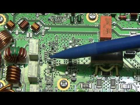 #115 Repair: ICOM IC-7100 no receive on VHF
