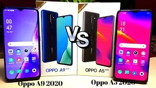 Oppo A9 2020 vs Oppo A5 2020 🔥 Camera 📸 | Battery 🔋 Reverse Charging Power Bank 💪 तगड़ा कौन ..??