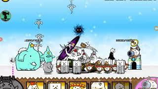 The Battle Cats, Cats of the Cosmos chapter 1, Eskimo Nebula (no gacha) (no manics) (read comments)