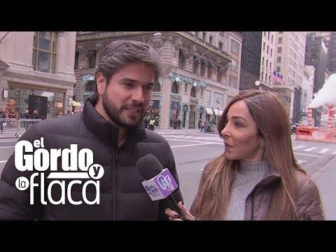 Daniel Arenas derritió varios corazones en Nueva York | GYF