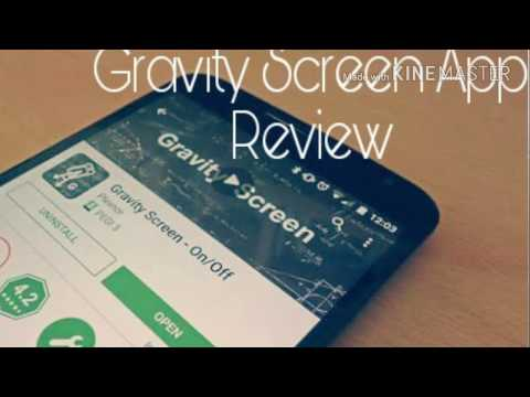 Gravity Screen app review