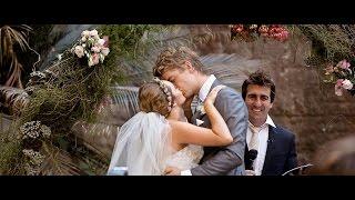 Rebecca Breeds & Luke Mitchell Wedding Video - Official