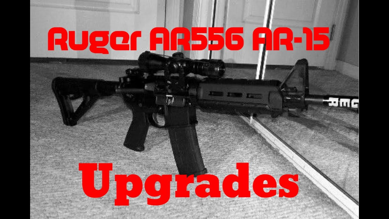 ruger ar 15 exploded diagram 2011 honda accord fuse box 556 upgrades youtube