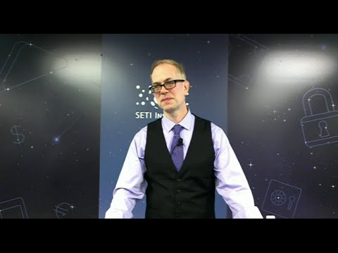 Exploring the Inner Edge of the Habitable Zone in the Early Solar System - Michael Way (SETI Talks)