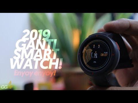 2019 GANTI SMARTWATCH! Amazfit Verge Review