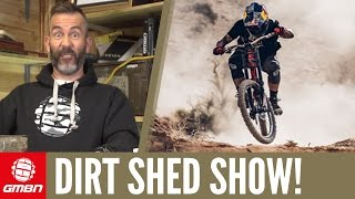 Red Bull Rampage Crashes & Results/We're in Finale Ligure! | Dirt Shed Show Ep.85