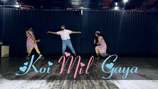 Koi Mil Gaya | Shahrukh | Kajol | Sundar Patel | Choreography |K.S.D.Z