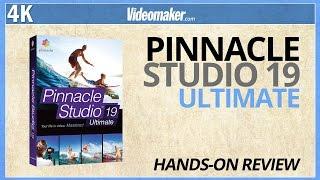 Pinnacle Studio 19 Ultimate - Hands-on Review