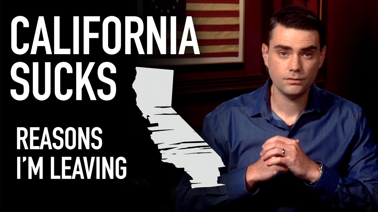 5 Reasons No One Should Live In California