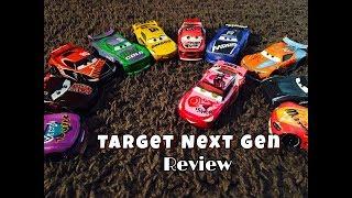Disney Pixar's Cars 3 Custom Rose The Target Next Gen #500 Review