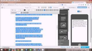 Cómo Agregar Mensajes a tu Autorespondedor GetResponse - TUTORIALES Carla Soto MLM