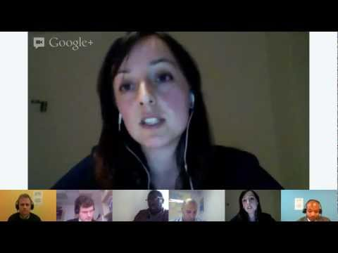"""Youth Migration and Development: Towards Sustainable Solutions"" Hangout, 6 March 2013"