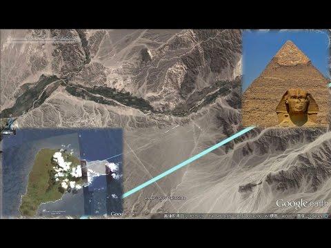 1640English・ Nazca Theoryナスカ理論(証明)Its Proof(イースター島・ギザライン)byはやし浩司Hiroshi Hayashi, Japan