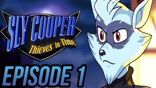 Sly Cooper Thieves in Time (Sly 4) - Episode 1