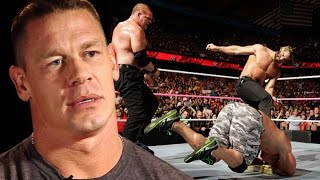 John Cena will make Seth Rollins pay for his mistakes