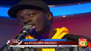 Alphajiri Music Live #10Over10