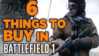 6 Ways to Spend War Bonds in Battlefield 1