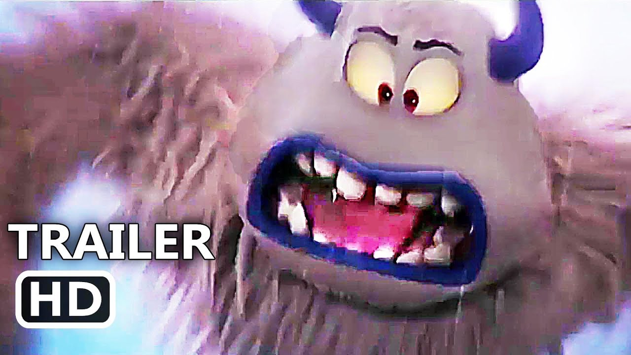 Download SMALLFOOT Official Trailer (2018) Channing Tatum Animation Movie HD