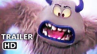 SMALLFOOT Official Trailer (2018) Channing Tatum Animation Movie HD