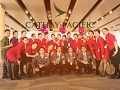 [Full Video HD] Best Celebration Valentine Days with CX Team in Ngurah Rai Int'l Airport - Bali