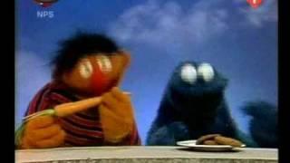 Bert en Ernie - Ernies wortel