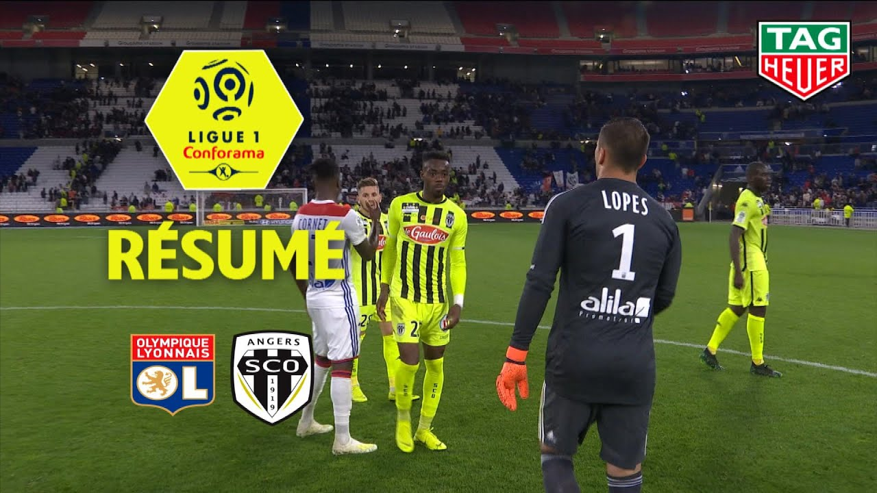 lyon vs angers  19 apr 2019   ud83d udd25 video highlights
