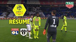 Olympique Lyonnais - Angers SCO ( 2-1 ) - Résumé - (OL - SCO) / 2018-19