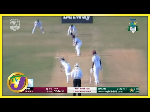 Windies Can Complete Series Win Over Pakistan - August 18 2021