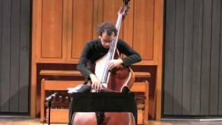 Bass'2008 in Paris: Lera Auerbach - Monolog - for solo db