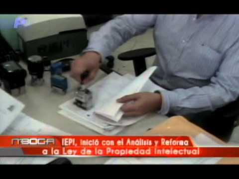 IEPI, inició con el análisis y reforma a la ley de la propiedad intelectual