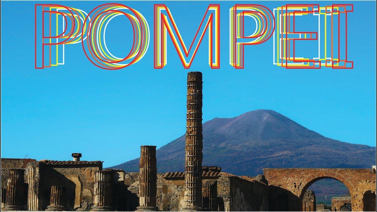 POMPEI : la naissance de l'archéologie / La mn nécessaire de Passé Sauvage # 6