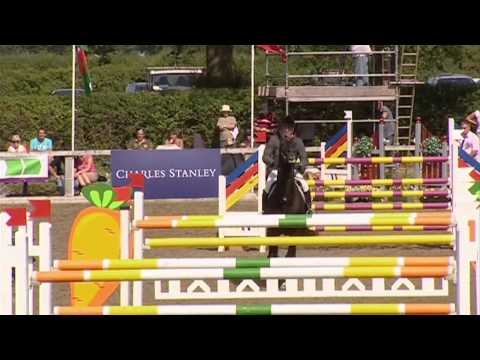 Showjumping - Gearing up for 2012