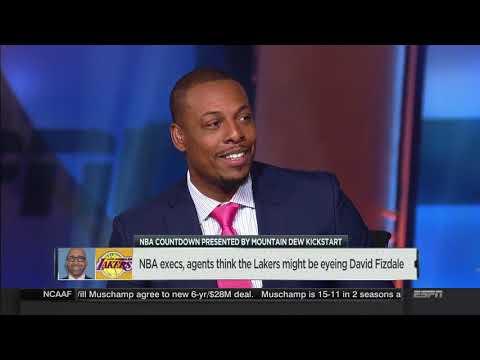 Lakers looking to replace Luke Walton? | NBA Countdown