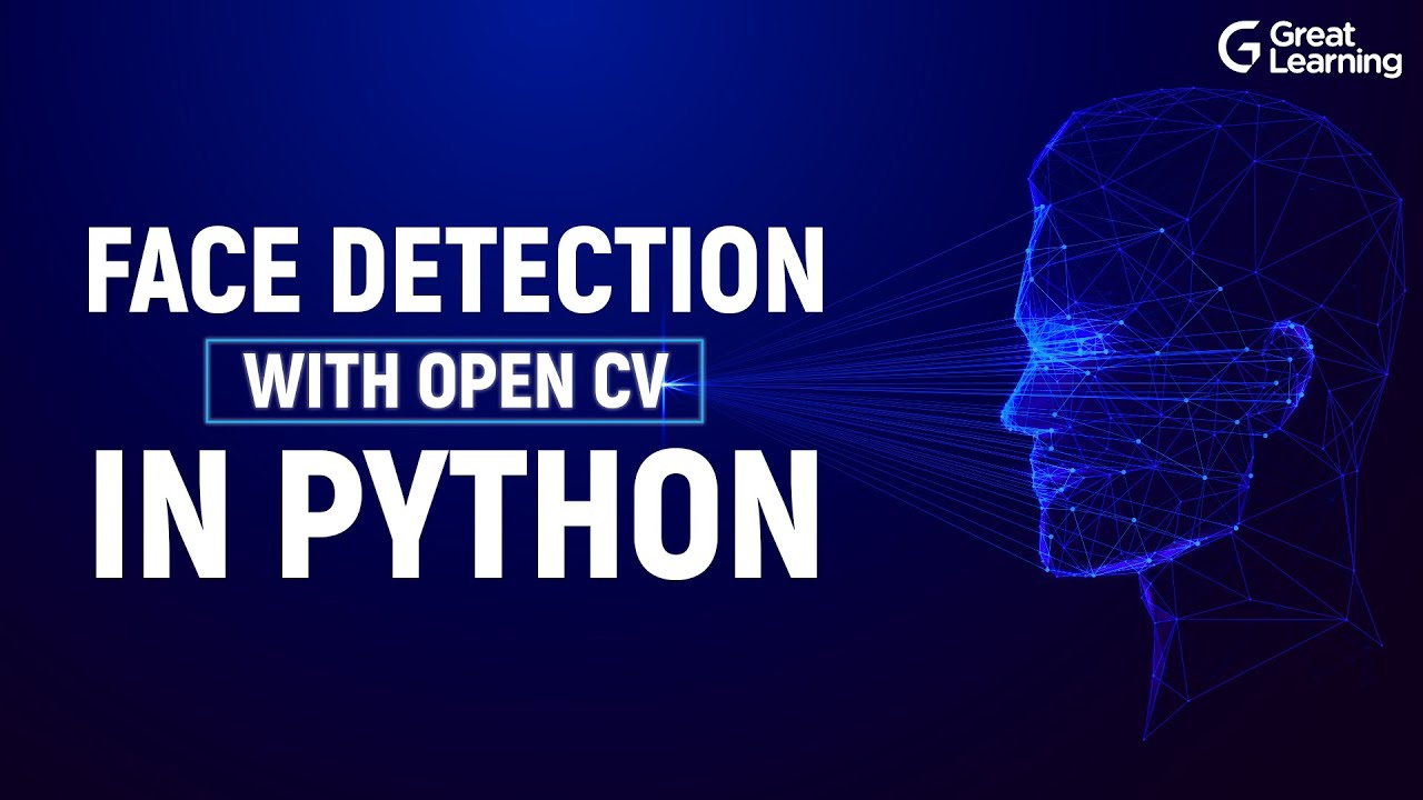 Face detection with OpenCV in Python | OpenCV Python Tutorial for Beginners in 2021
