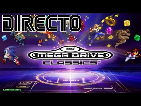 Sega Mega Drive Classics - Directo - Español - Impresiones - Los Clásicos de Sega -  Nintendo Switch thumbnail
