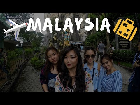 OUR TRIP TO MALAYSIA