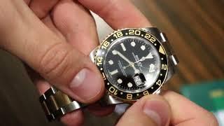 Как отличить оригинальные часы Rolex от подделки.