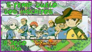 ☠ Inazuma GO Strikers 2013 ☠ 5º TEMPORADA DUELO DOS INSCRITOS - 8 JOGO (IDA)