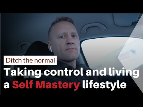 Ditching the U.S - Let's talk about how to live with a Self Mastery lifestyle