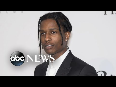 Trump is stepping up for A$AP Rocky to be released