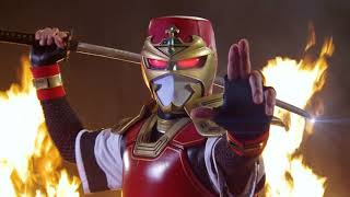 Power Ranger Super Ninja Steel | Rangers vs Blammo | Episodio 14: Comisario Skyfire